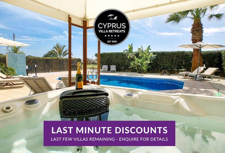 Villa Silverline, by Cyprus-Villa-Retreats.com