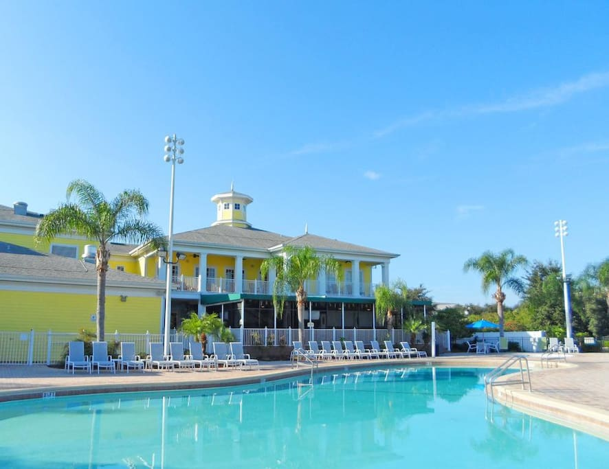 Bahama Bay Resort. Mins to Disney and Attractions