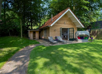 Sparrennest, boshuis (forest cottage) in Hilversum - Hilversum