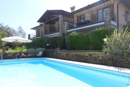 Res. Villa Maura Holiday Apartments - Moniga del Garda - Apartamento