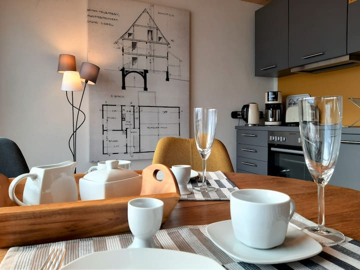 Charming holiday home in swabia