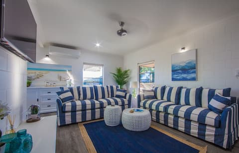 Relax in a Hampton's Style Home