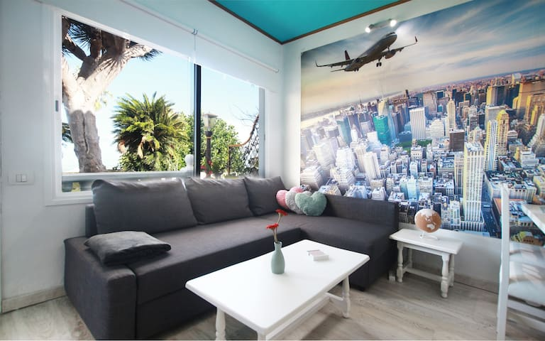 The BlueStudio-Ideal to relax & Explore Tenerife