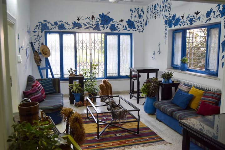Crafty house in the heart of Amman