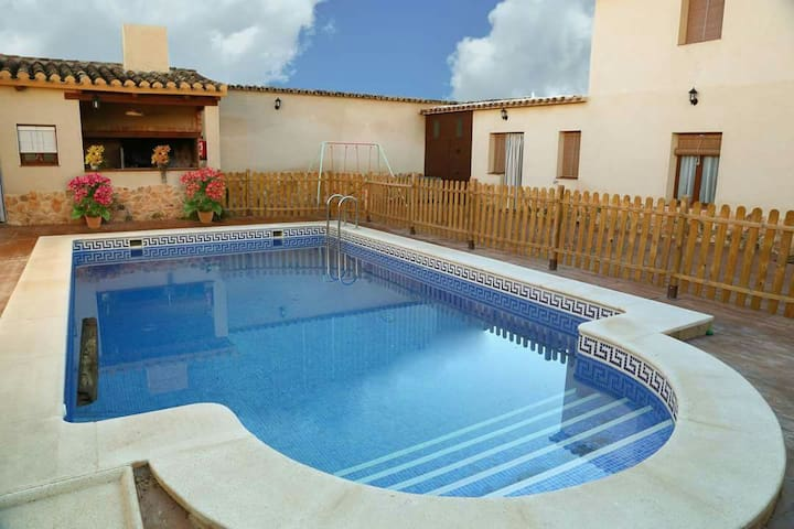 Casa Rural La Quinteria De Sancho - Argamasilla de Alba - House