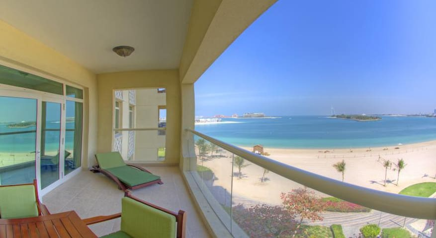 Shoreline 1BR with great Sea view - Dubai - Leilighet