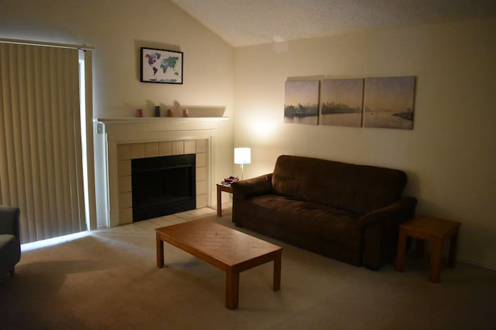 Cozy 2 Bed / 2 Bath Entire Apartment Home - Norcross - Apartamento