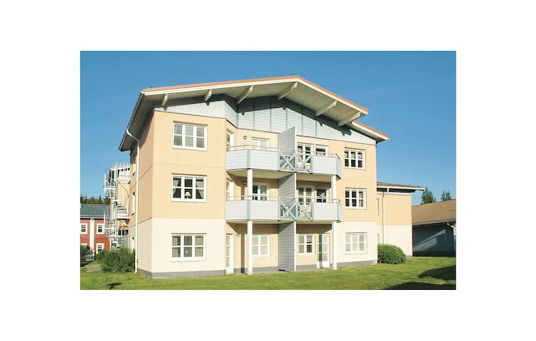Holiday apartment with 1 bedroom on 52m² in Sysslebäck