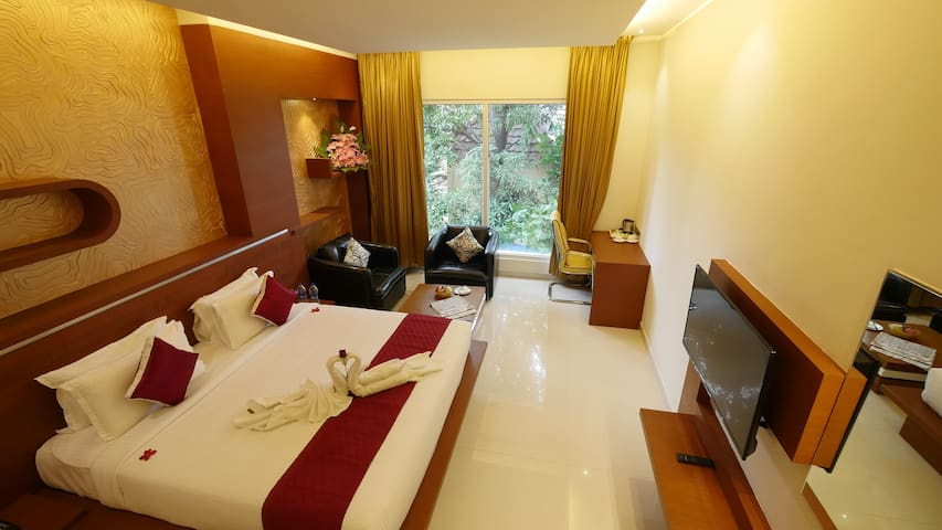 PIONEER GRAND PALACE,Near Tower Junction,Nagerocil - Nagercoil - Boutique-hotell