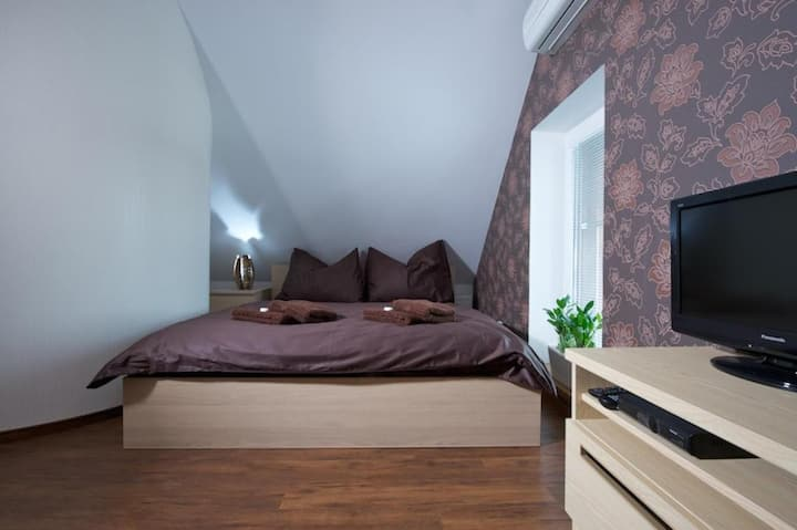 Double room with breakfast 294/7