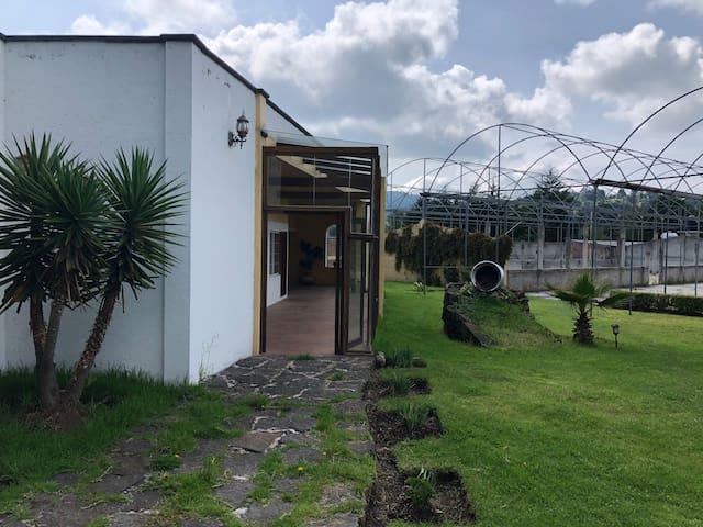Villa Descubridora