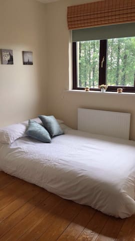 Double room and a newly refurbished home