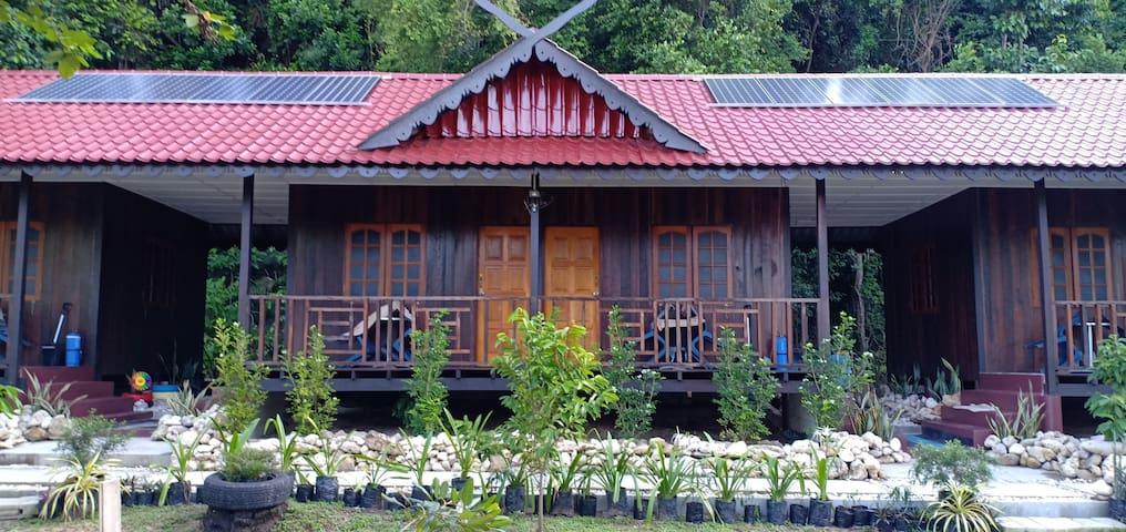 MYVilla Pulau Sibu HomeStay Fishing Scuba Diving
