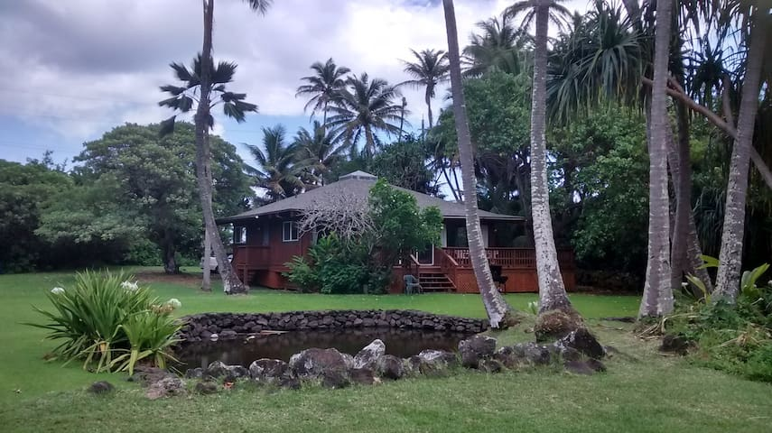 Mountain & Beach Vacation Home! - Kaaawa - House