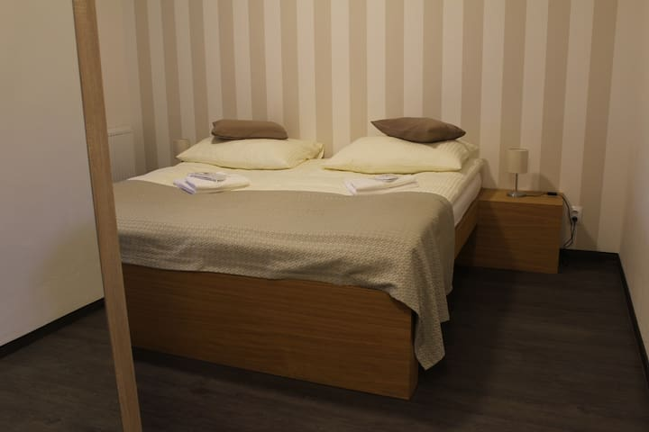 Double room in Apartments 461, room No. 1