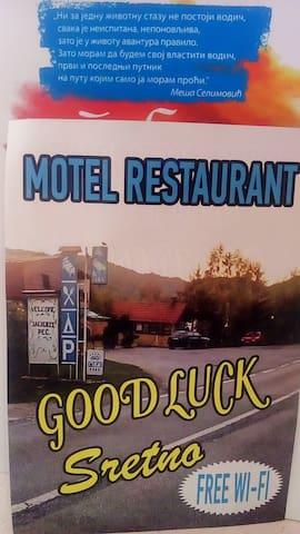 Motel Restaurant Good Luck