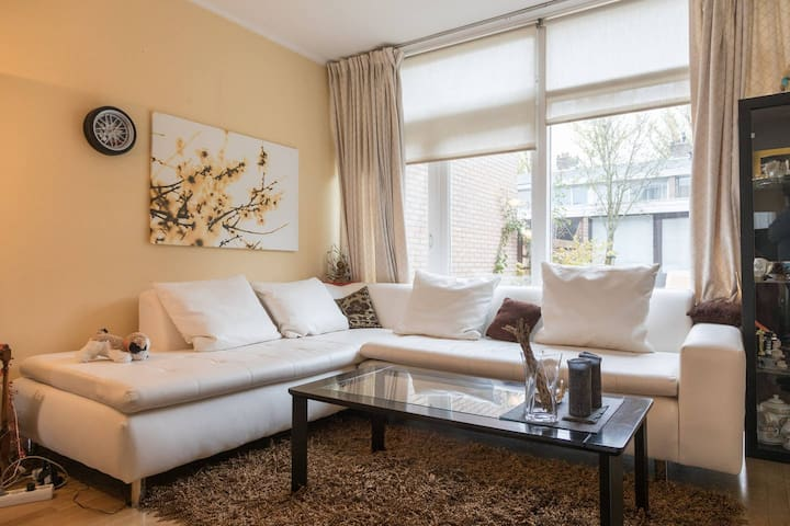 Beautiful Room with Free Parking & bikes - Amstelveen - Dom