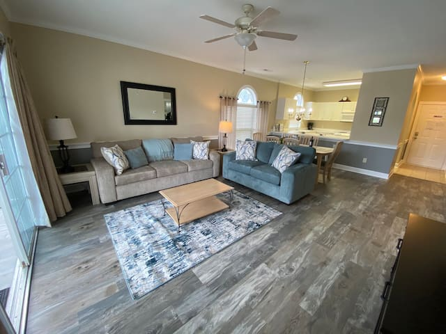 Myrtle Beach Intracoastal Waterway 2 Bedroom Condo