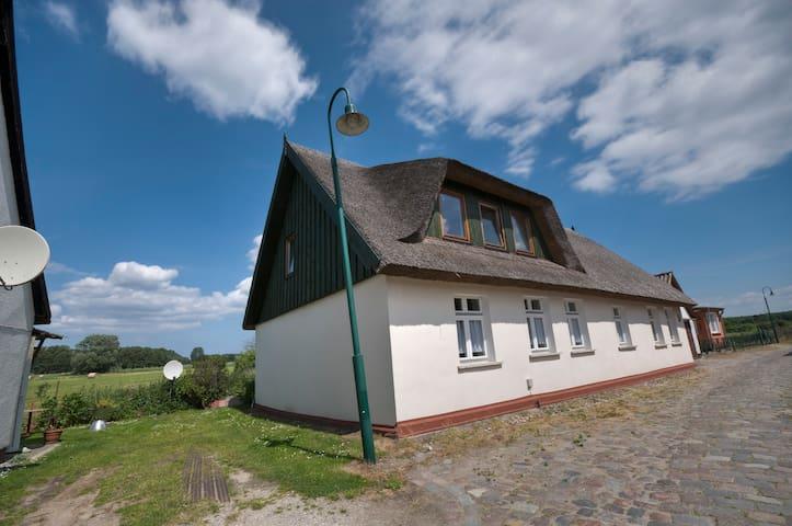 100 Jähriges Fischerhaus - Kamminke - Hus
