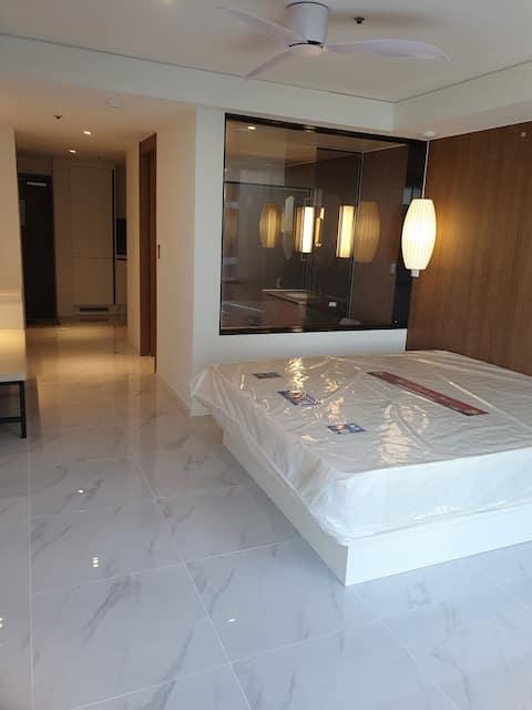 แฮอุนแด * โอเชียน☆❤ ♠วิว * ซูพีเรียรีโม❤เด  ☆ลรีโม♠เดลรีโมเดลจากหาดทรายขาวกัน♠นัมโร 1♠ นาที ห้องพักโรงแรม