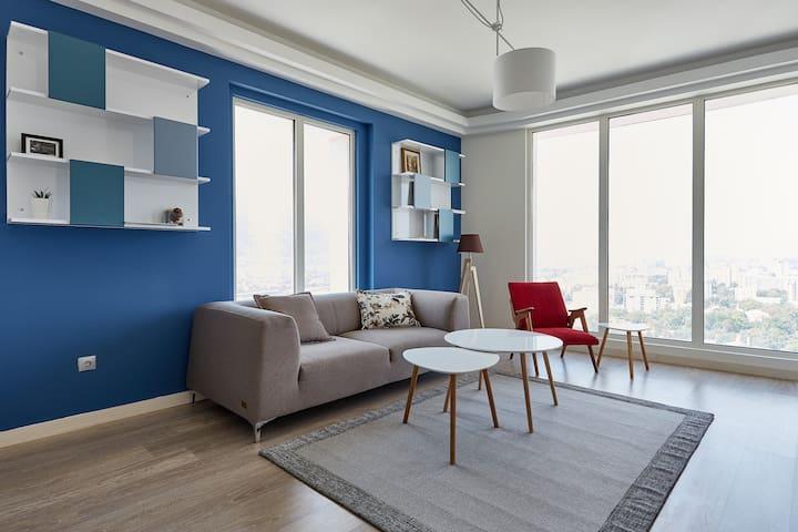 New luxury apartment Sky City view 25th floor*
