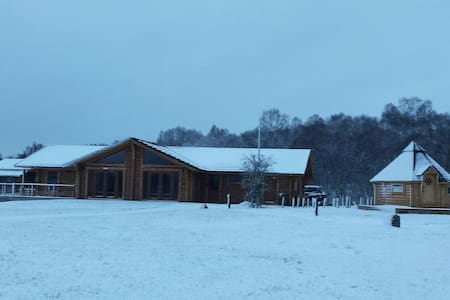 Exclusive Use of Eden Leisure Village at Christmas - North Lanarkshire - Chalet