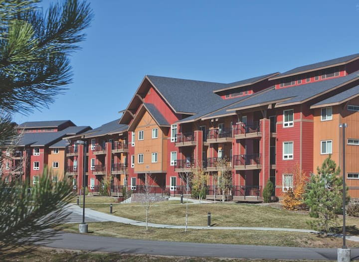 Wyndham Vacation Resorts Steamboat Springs - Two Bedroom Condo WVR