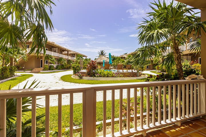 Sapphire Beach Resort 1 Bedroom Pool View Villa located in quiet secluded resort (09B)