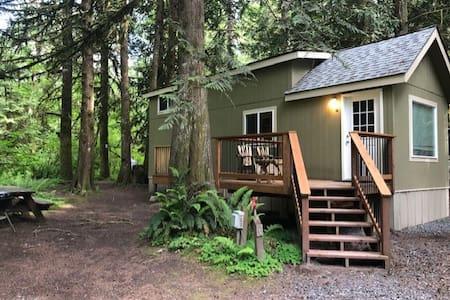 Cedar Cabin at Mounthaven Resort
