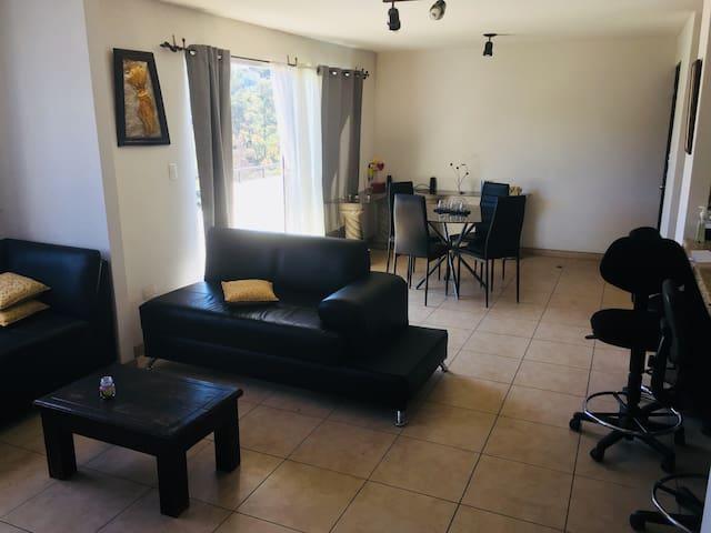 Apartamento ambiente agradable y seguro