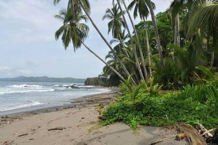 Cebaco Lodge private island farm. - Isla Cebaco - Saari