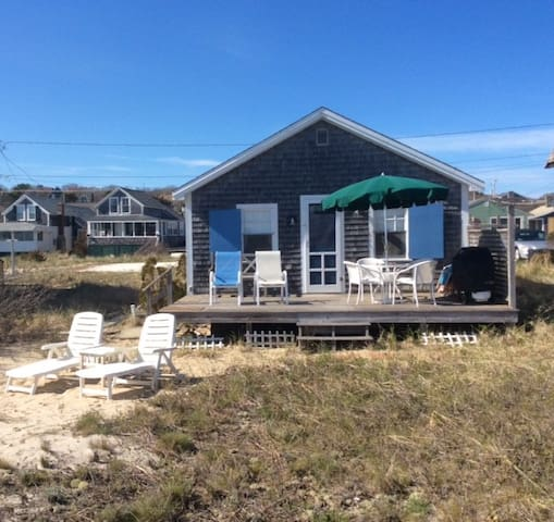 Waterfront Cottage at Beach Point in Provincetown