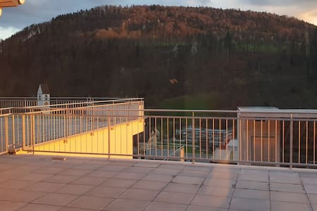 Mountain view in Mettau BRAND NEW 1 bed Apartment!