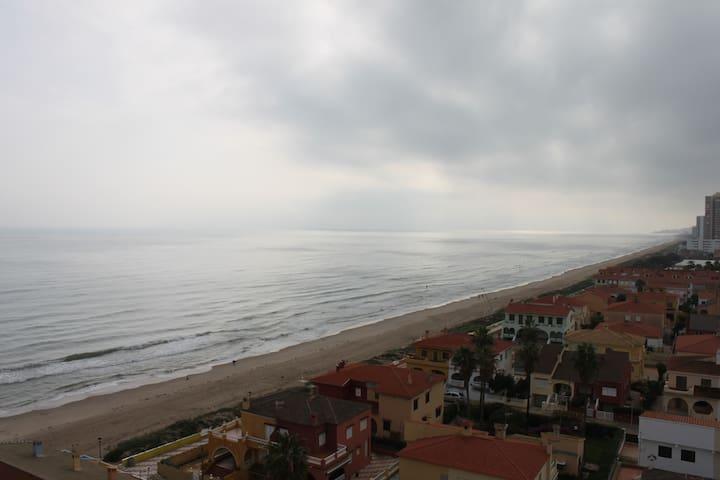 ALQUILO APARTAMENTO PLAYA VALENCIA - Playa del Rey - อพาร์ทเมนท์
