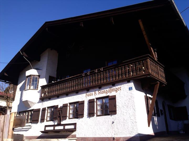 Watzmann view, Berchtesgaden