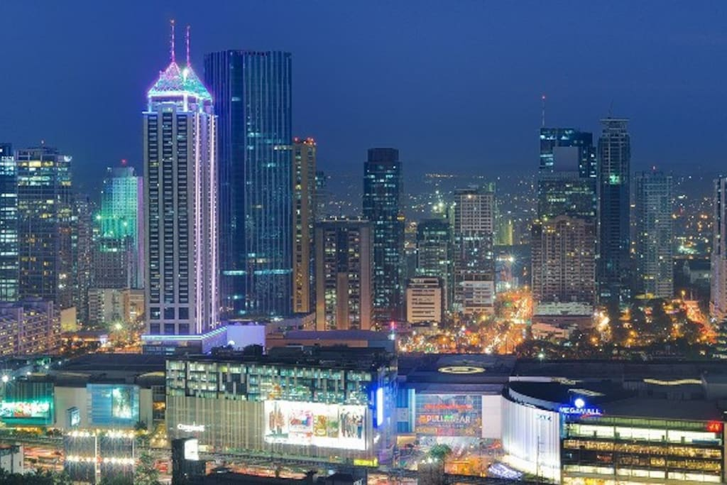 We're located right in the heart of Ortigas Center
