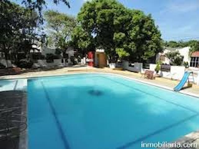 Rooms/house close to Tayrona Park - Santa Marta - Hus