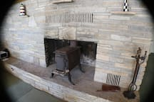 Fireplace - Lower Level