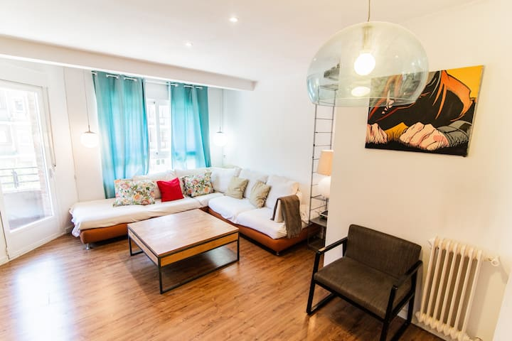 YOUR INTIMATE AND BRIGHT APARTMENT | MADRID RIO