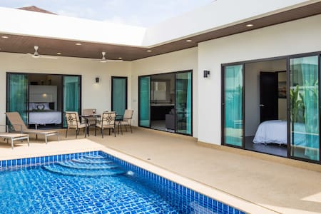 Nga Chang (Villa 14) Private pool villa,2 Bedrooms - Muang - House