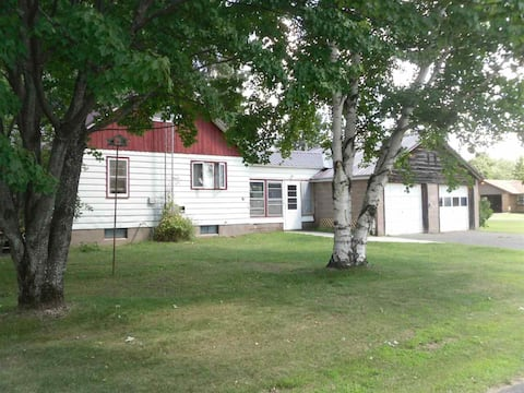 Circle Pines Rental House in Bergland, Michigan