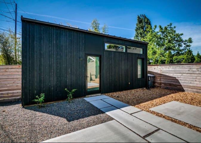 Cedar House in North Portland