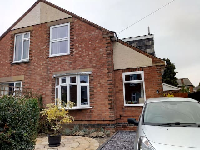 Lovely quiet home close to Leamington's centre