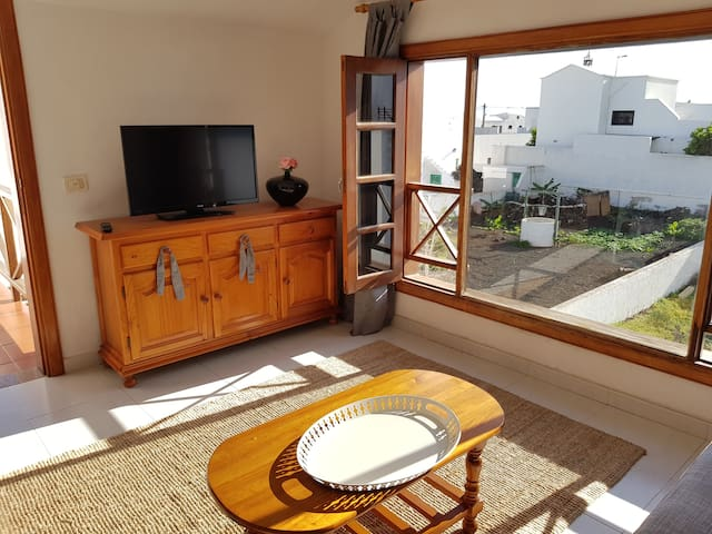Apartment at Punta Mujeres, Lanzarote.