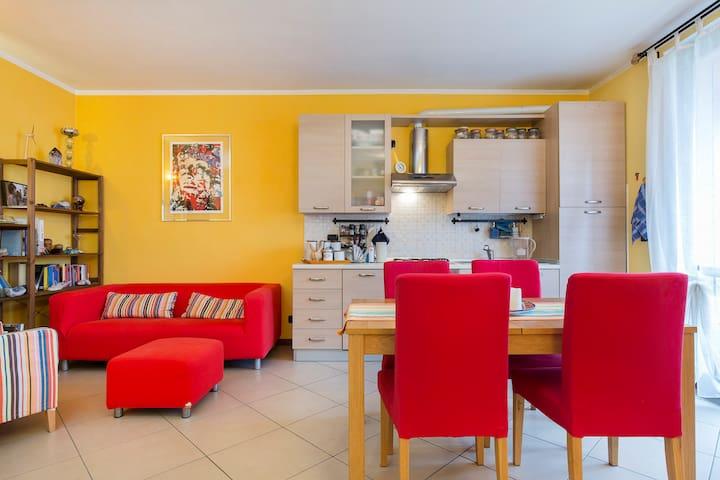 Appartamento vicino a Milano e MXP - Ossona - Lägenhet
