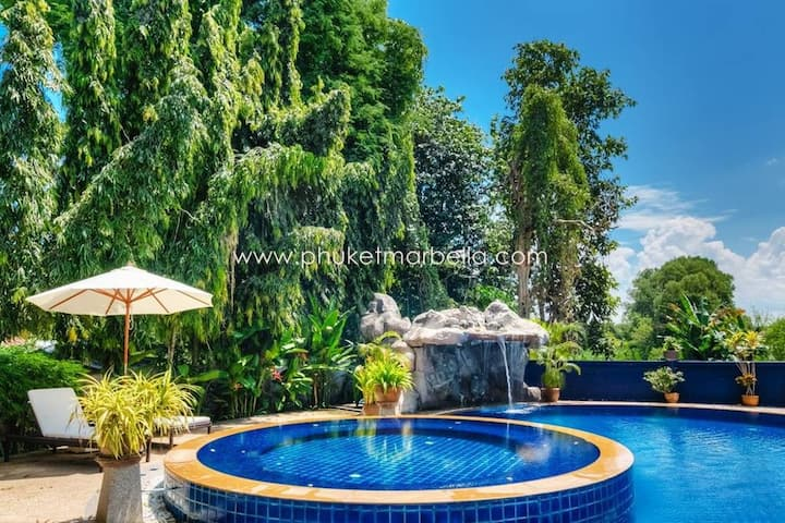 Discovery Garden Next to Laguna Project Villa 1