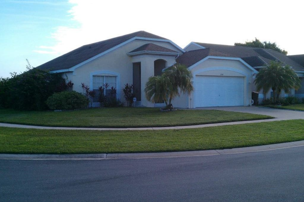 3 Bedroom Villa In Kissimmee Villas For Rent In Kissimmee Florida United States