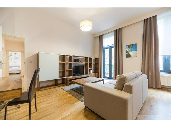 Superbe Appartement Friedland Beaujon de 145m²