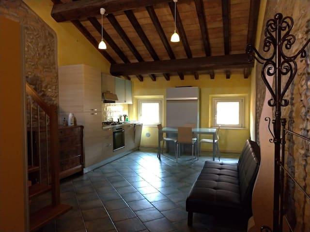 Les Maisons , loft mansardato,  vicino a Maranello