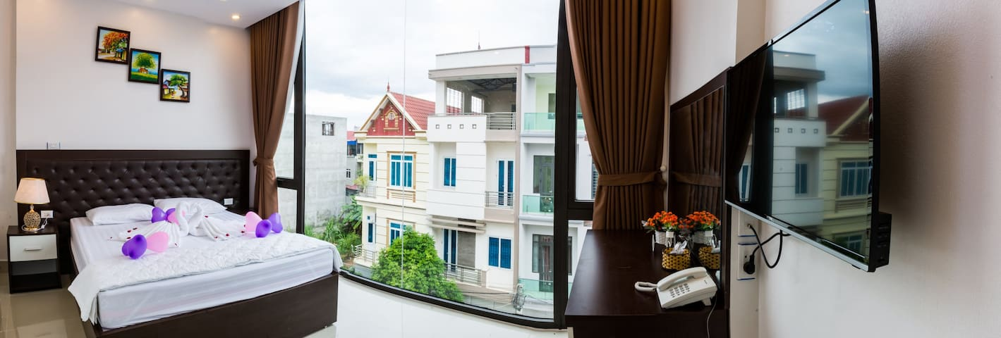 Modern, Well-Appoint Room in Phuc Yen City!